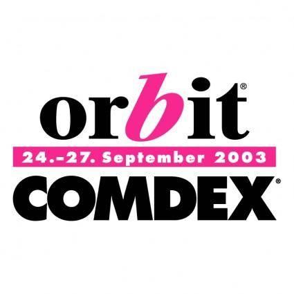 free vector Orbit comdex 2003