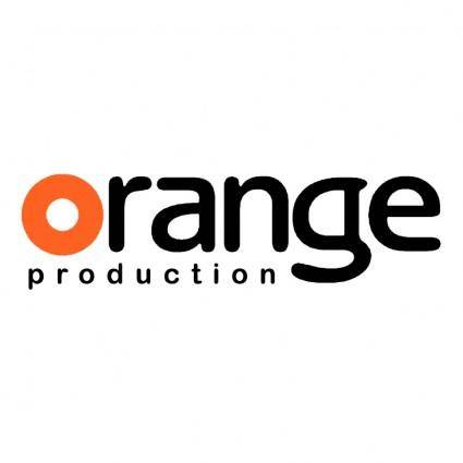 free vector Orange production