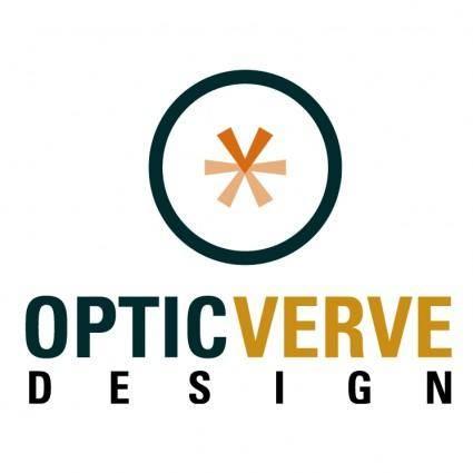 free vector Optic verve design
