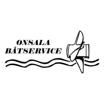 free vector Onsala batservice