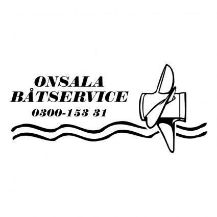 free vector Onsala batservice 0