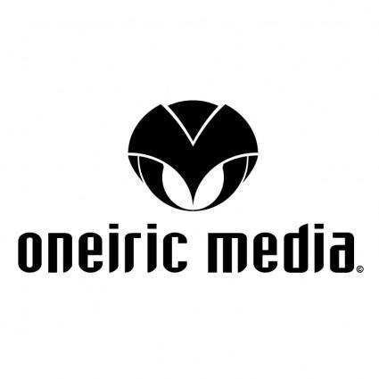 free vector Oneiric media