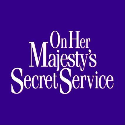 On her majestys secret service