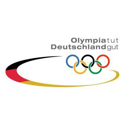 free vector Olympia tut deutschland gut