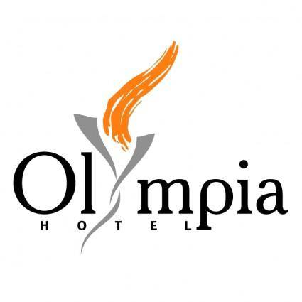 free vector Olympia hotel