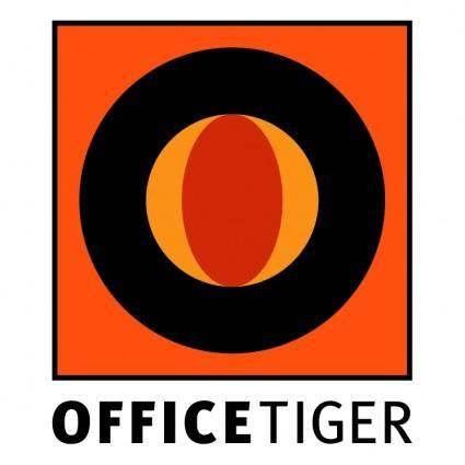 free vector Officetiger 1