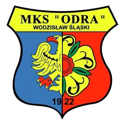 free vector Odra wodzislaw