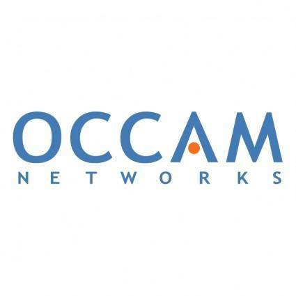 free vector Occam networks 0