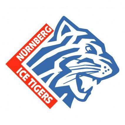 Nuernberg ice tigers