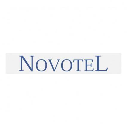 free vector Novotel 2