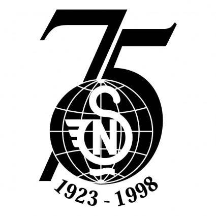 free vector Novi sad 75 years