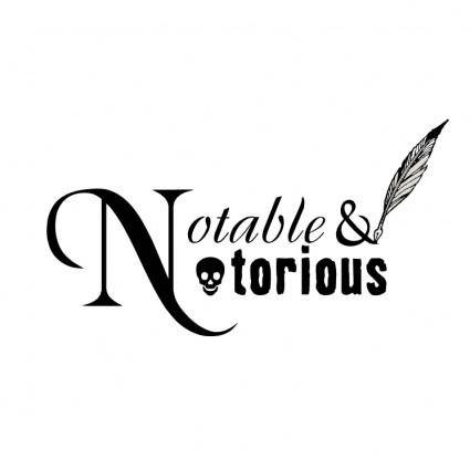 free vector Notable notorious