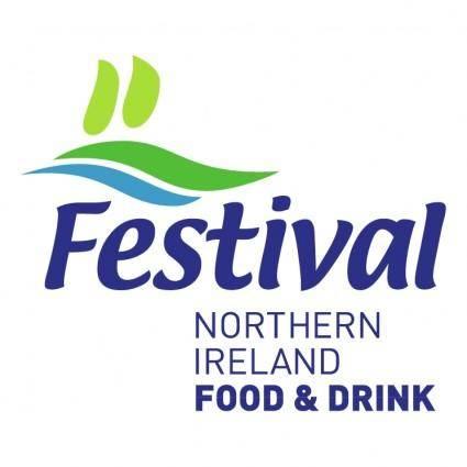 free vector Northern ireland food drink festival