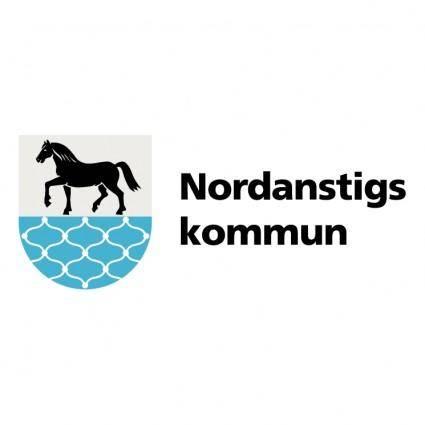 free vector Nordanstigs kommun