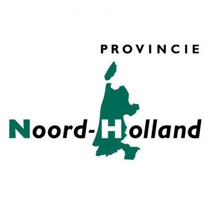 free vector Noord holland