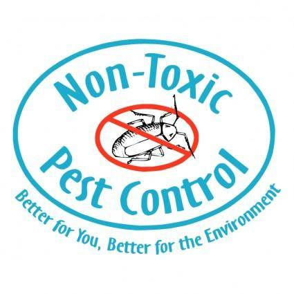 free vector Non toxic pest control