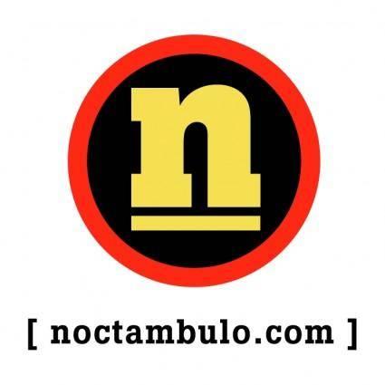 free vector Noctambulo 1