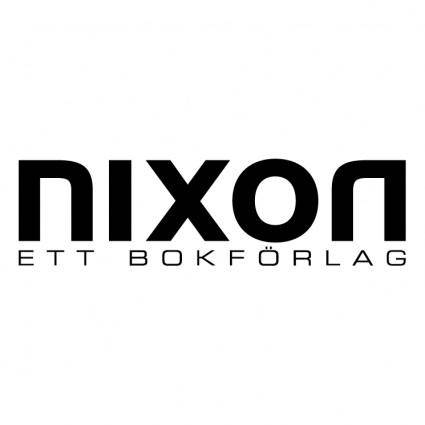 Nixon ett bokforlag