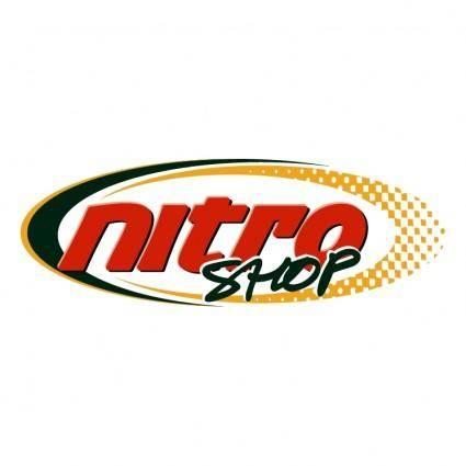 free vector Nitro shop