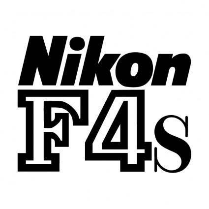 free vector Nikon f4s