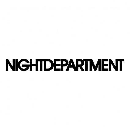 Nightdepartment 1