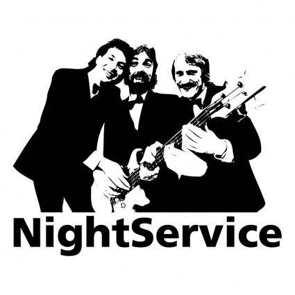 free vector Nighservice