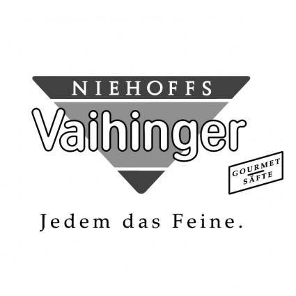 Niehoffs vaihinger 0