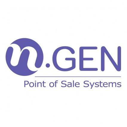 New generation point of sale systems