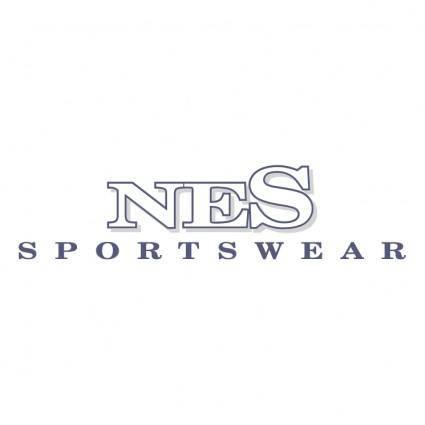 Nes sportswear