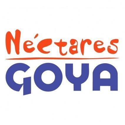 free vector Nectares goya