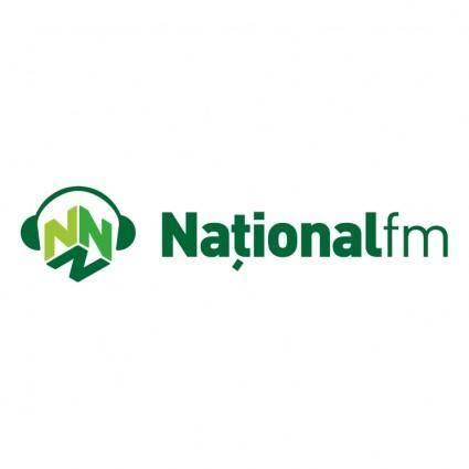 free vector National fm