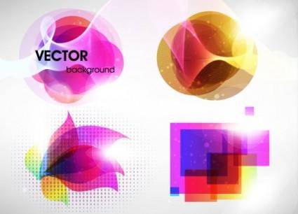 Cool vector graphics symphony