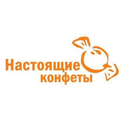 free vector Nastoyatshie konfety