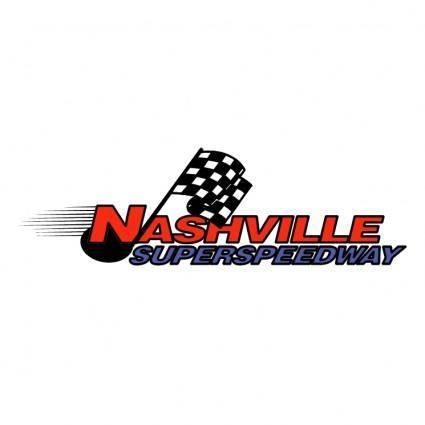 free vector Nashville superspeedway
