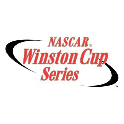 free vector Nascar winston cup series 0