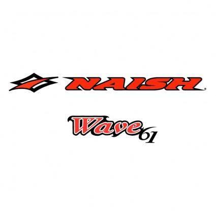 free vector Naish wave 61