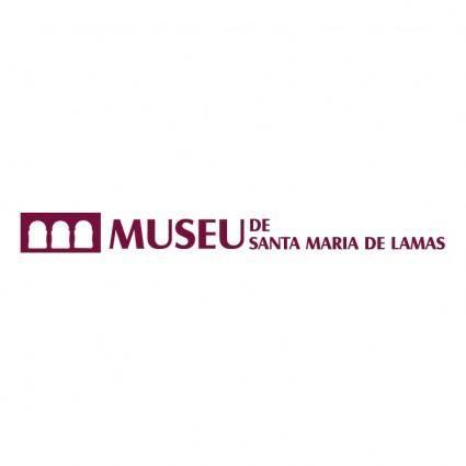 free vector Museu de santa maria de lamas