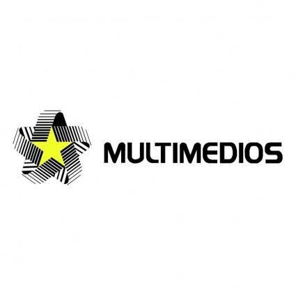 free vector Multimedios