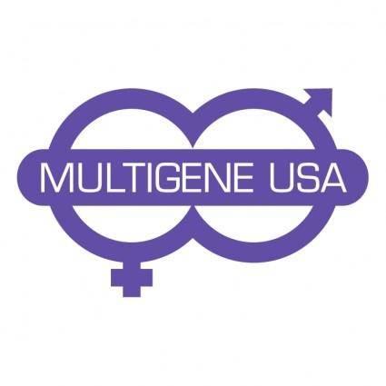 free vector Multigene usa