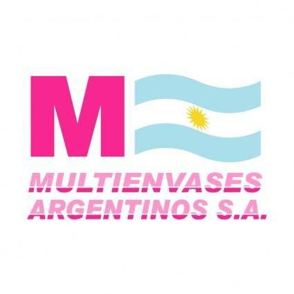 Multienvases argentinos