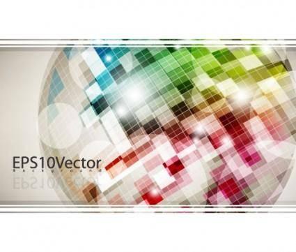 free vector Symphony ball vector dream