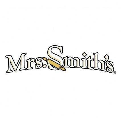 free vector Mrs smiths 0