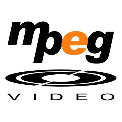 free vector Mpeg video