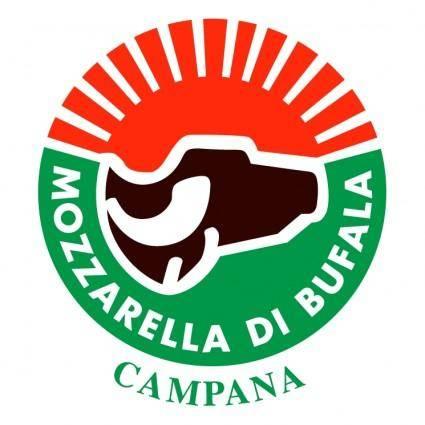 free vector Mozzarella bufala campana