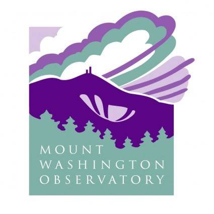 free vector Mount washington observatory