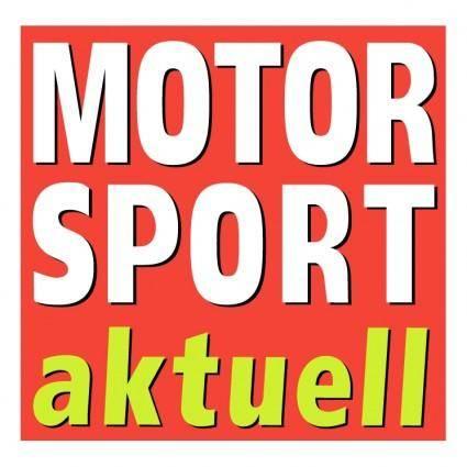 free vector Motorsport aktuell