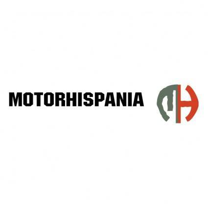 free vector Motorhispania