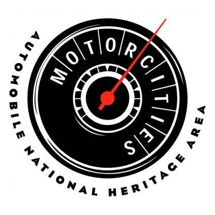 free vector Motorcities