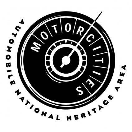 free vector Motorcities 1
