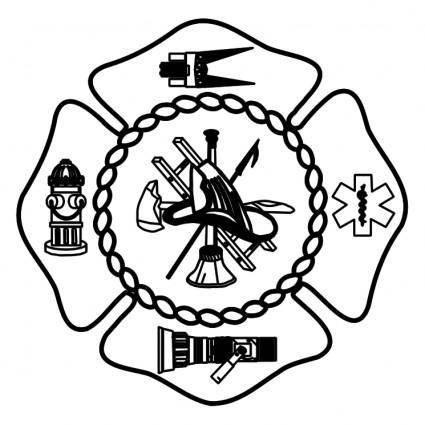 free vector Montgomery fire department